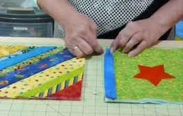 How to join up Quilt as you Go blocks and borders - Quilting Tips...