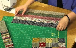 Quilting Quickly: Bandana Chain - Irish Quilt...
