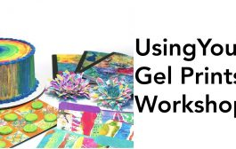 Using Your Gel Prints Workshop with Carolyn Dube...