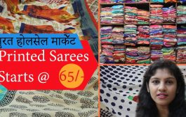 Saree manufacturer - Tulsi prints | Latest wholesale printed sare...