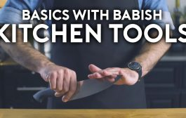 Essential Kitchen Tools | Basics with Babish...
