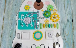 Busy Boards and Activity Boards for Kids...