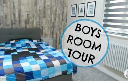 BOYS ROOM TOUR & STORAGE IDEAS  |  BIG BOY ROOM TOUR...
