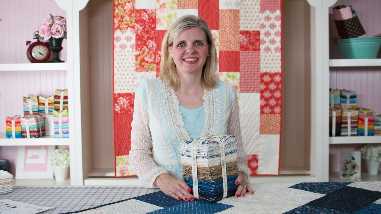 Fat Quarter Fizz - Shortcut Quilts Series - Fat Quarter Shop...