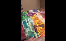 Using Your Gelli Arts Gel Printing Plate Prints...