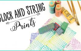 Block and String Prints...