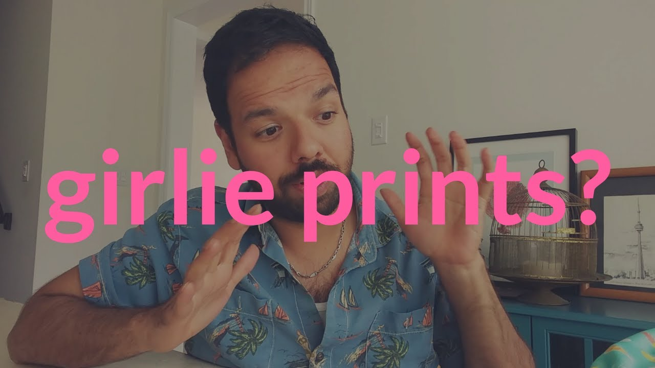 Why doesn't Lil Helper Cloth Diapers Make Girlie Prints?...