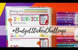 #BudgetStickerChallenge | Plan With Me | Myrtle Beach Week!...