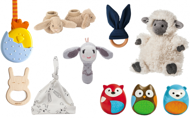 40 Ideas for What to Put in Baby's Easter Basket...