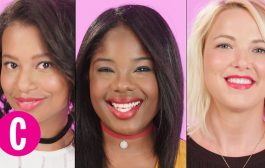 3 Women Get Their Lip Prints Read | Cosmopolitan + Revlon...