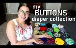 My Buttons Cloth Diaper Collection : One Size Prints & Solids : M...