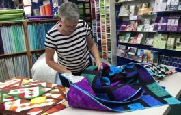 Wilmington Prints Trunk Show At RYCO Creative Sewing...