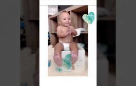 Shop Pure Pampers Today With Baby Saul...