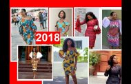 90 Short Ankara dresses to Rock in 2018...