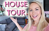 HOUSE TOUR  |  EMILY NORRIS 2018  (AFTER BUILDING WORK) ad...