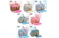 Lovely Multicolored Baby Diaper Bags...