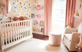 The Sweetest Pink Lemonade Nursery...