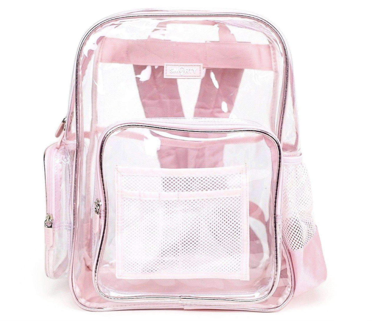 Smarty Co. Clear Backpack