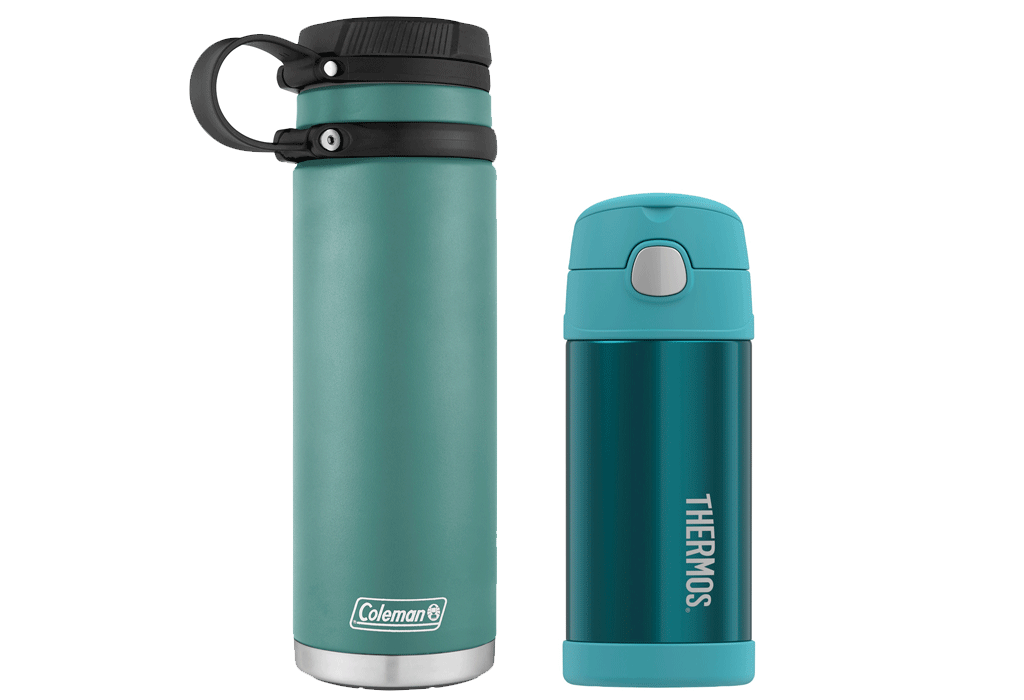 Coleman Insulated Water Bottle | Thermos Funtainer