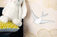 My Favorite Wallpapers and Murals for Nursery Design...
