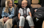 A Car Seat that can Work from Infancy to Elementary...