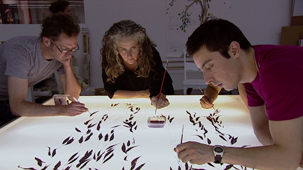 "Kiki Smith: The Fabric Workshop | Art21 ""Extended Play""..."