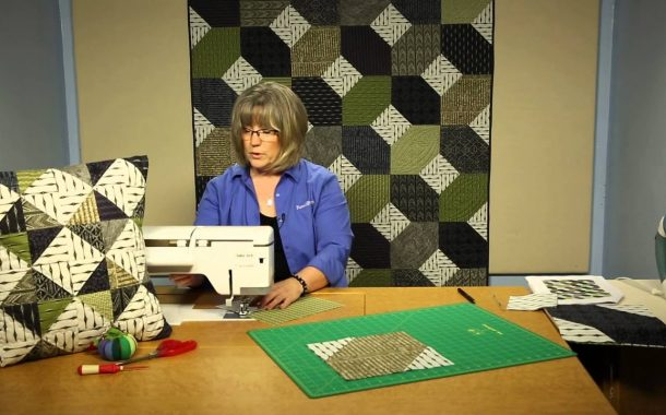 Quilting Quickly - New York State Of Mind...