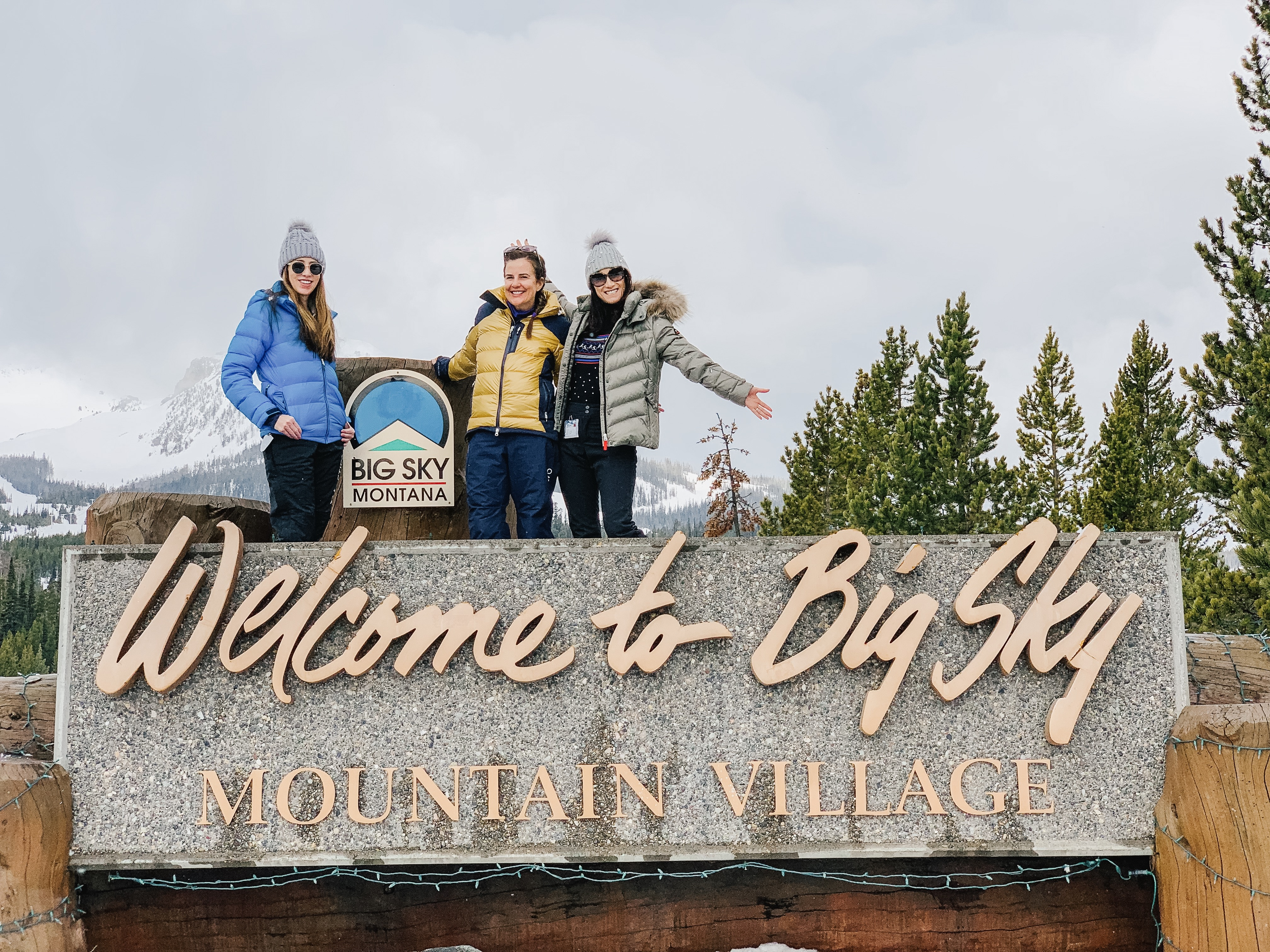 Big Sky Resort, a world-class mountain where families are welcome and the snow is reliable