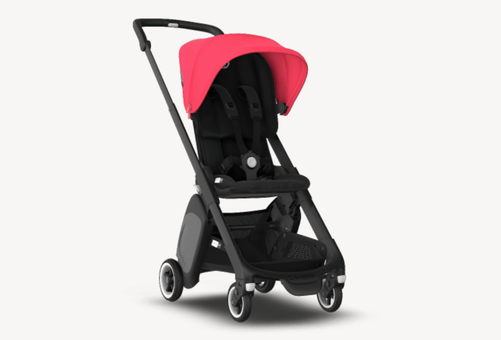 Bugaboo Ant Travel Stroller in Red