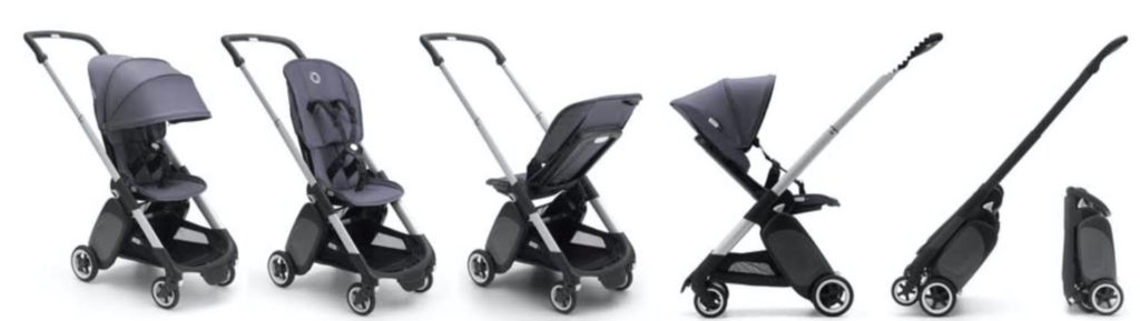 Bugaboo Ant Travel Stroller - All Configurations