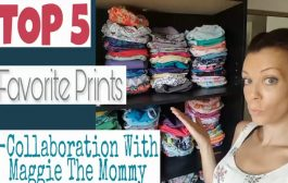 Top 5 Favorite Prints! -Collaboration With Maggie The Mommy!!!...