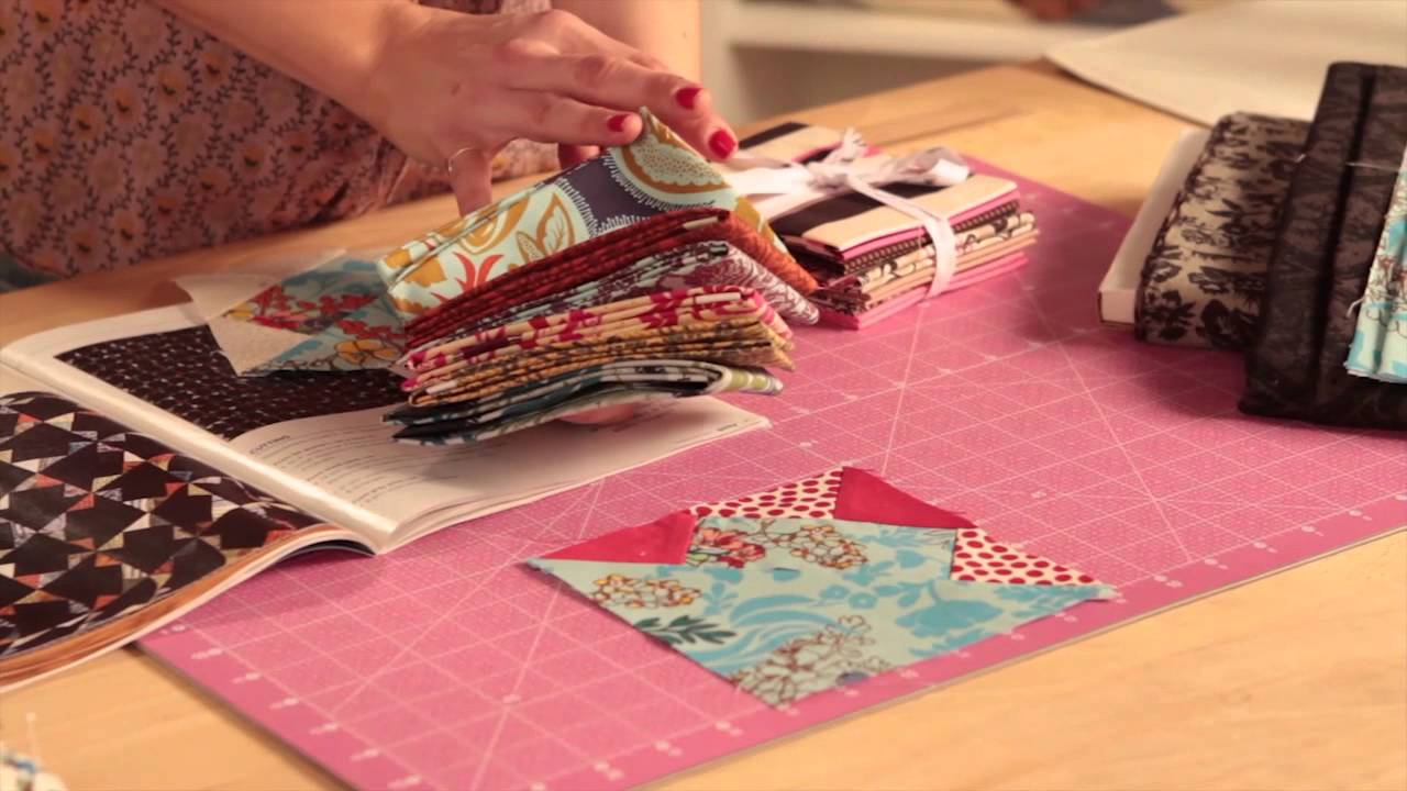 How To Pick Fabrics For Your Next Quilt...