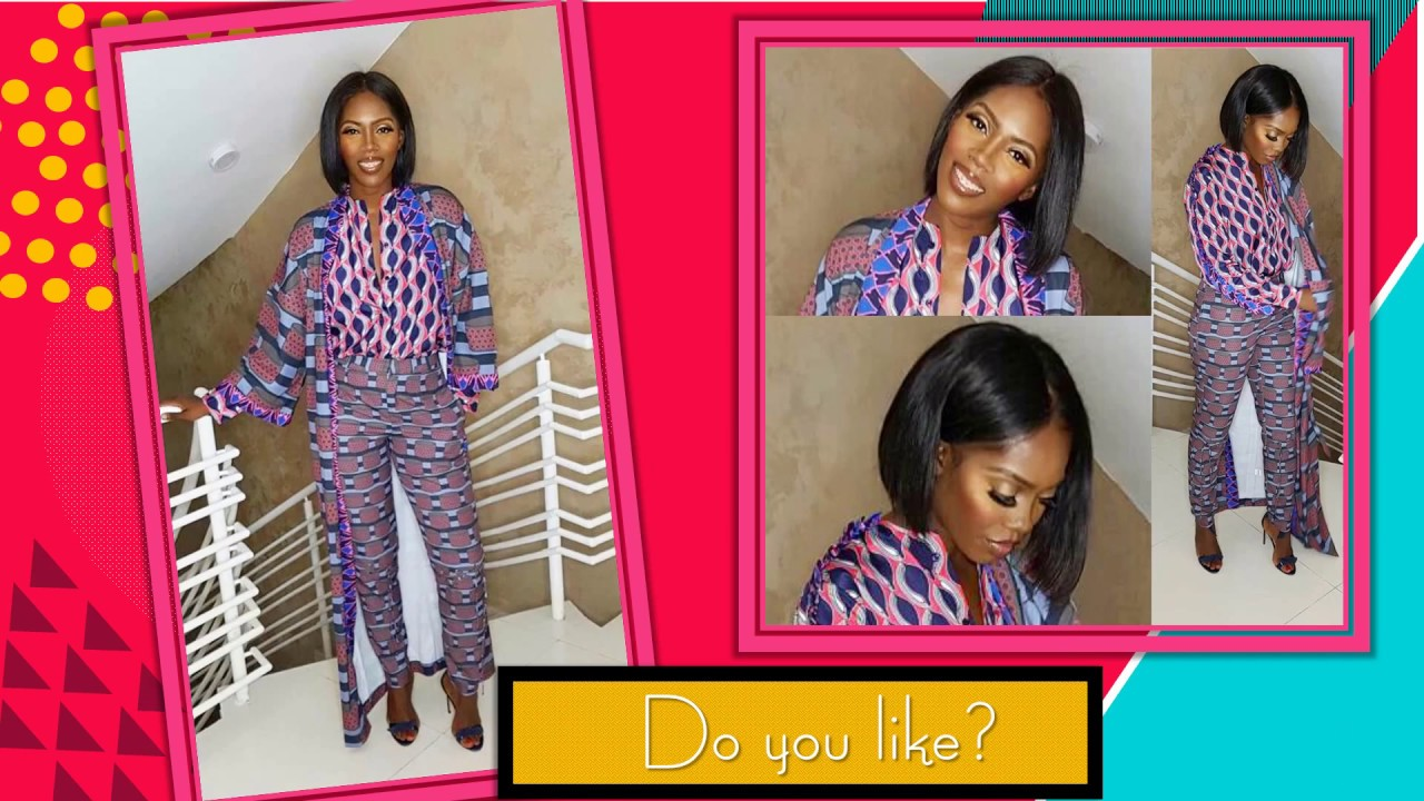 Tiwa Savage Shows You How to Mix Prints (Style Inspiration)...