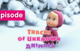 Masha and The Bear - Tracks of unknown Animals (Episode 4)...