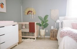 Tips on Creating a Nursery Nook in a Guest Room...