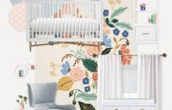 A Bee-autiful Nursery E-Design Reveal...