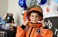 Throw a Space Themed Birthday Party that's Out of This World...