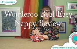 Wonderoos Real Easy Cloth Nappy Review...