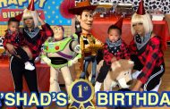 Vlog : A'Shads 1st Birthday Party | LexUpNext...