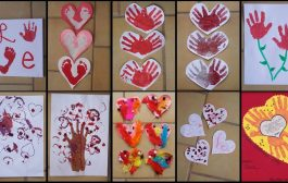 9 VALENTINE'S DAY CRAFTS FOR TODDLERS & KIDS!...