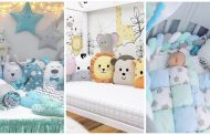 Beautiful bedsheets for baby bedrooms / digital prints and plain ...