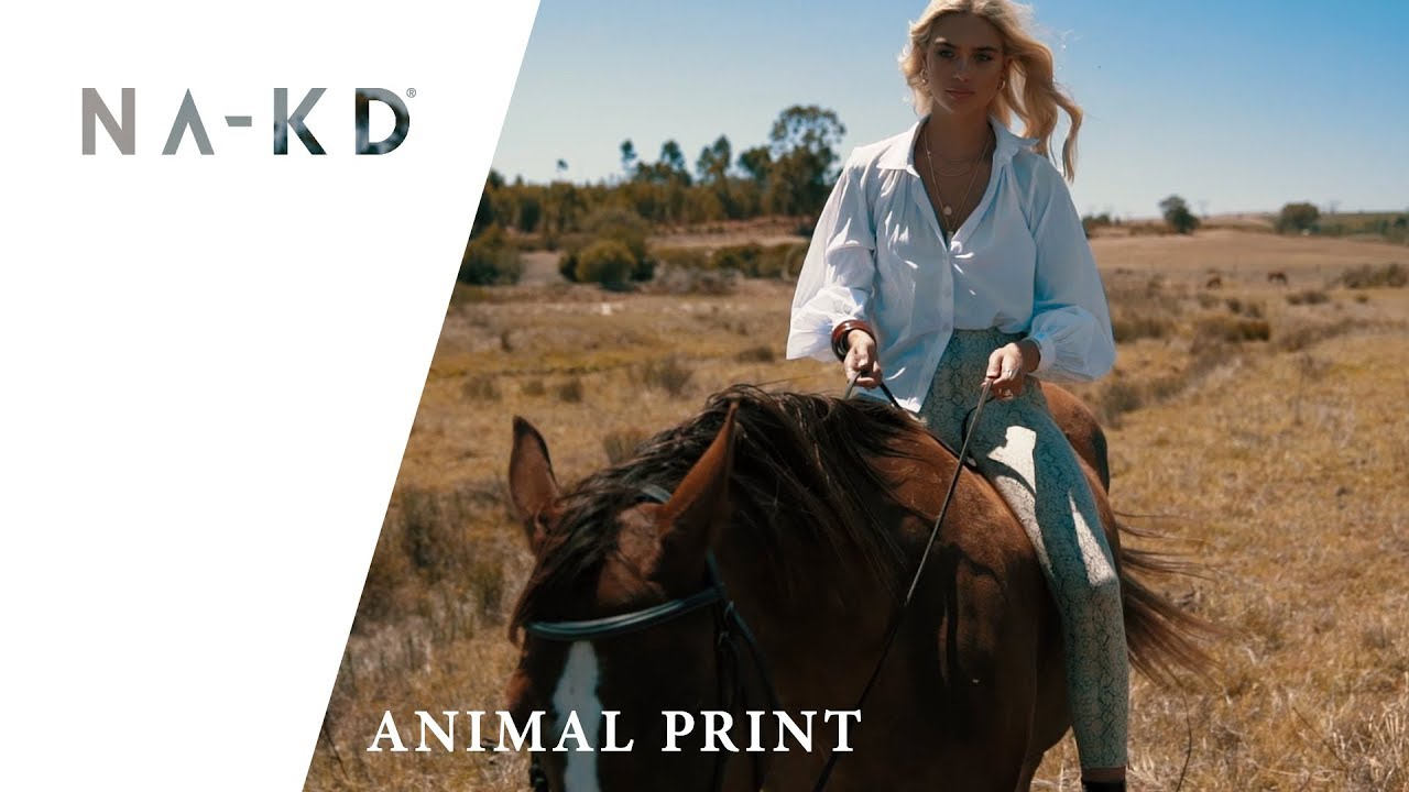 How to wear Animal Prints: Spring 19 | NA-KD...