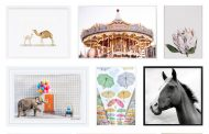 My Favorite Photograph Prints for the Nursery...