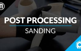 Finishing 3D Prints 101: How to Sand 3D Printed Parts...