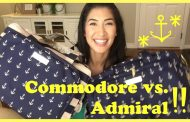 Ju Ju Be Be Prepared: Commodore vs. Admiral Prints!...