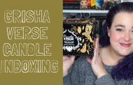 Grishaverse Candles in Bookland Unboxing...