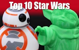 Top 10 Star Wars 3D Prints...