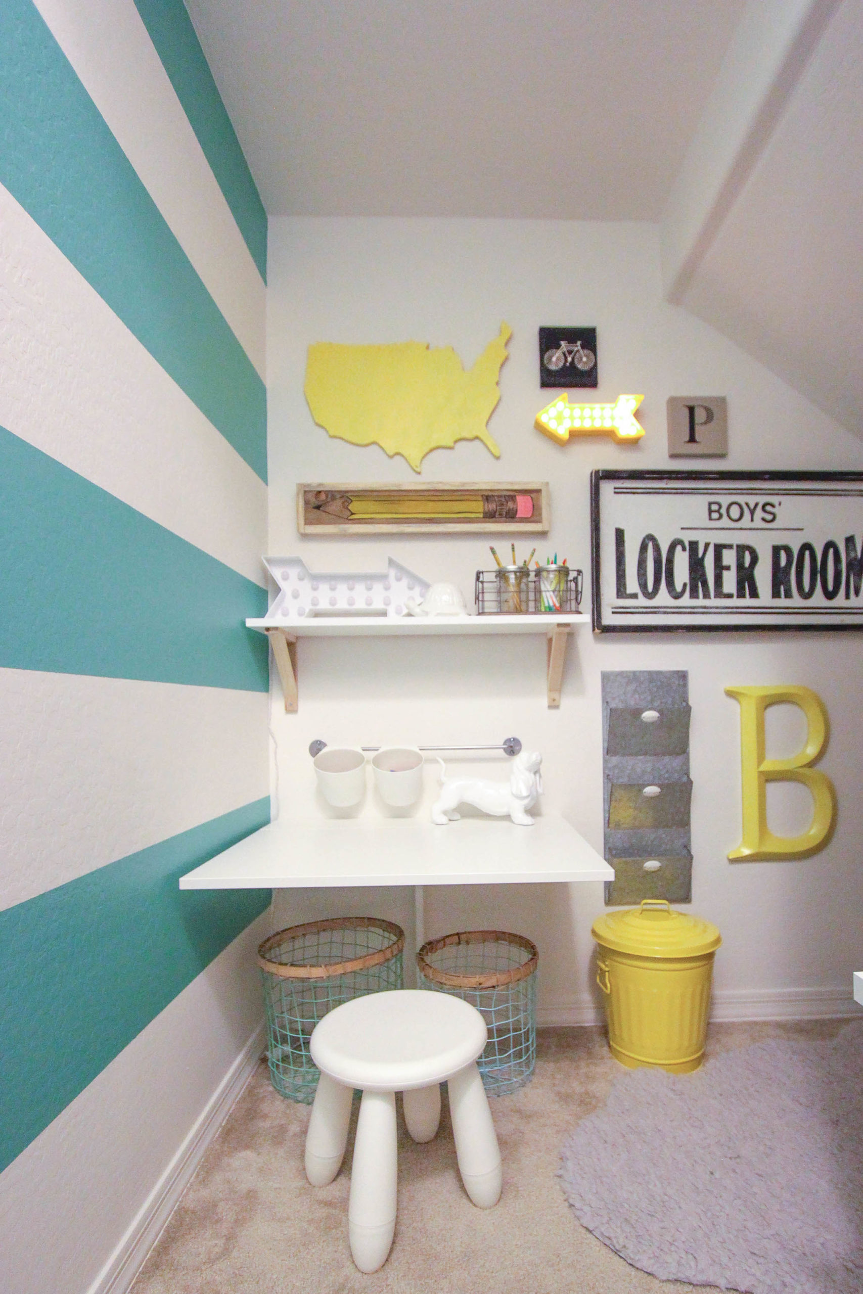 Under the Stairs Kids Space