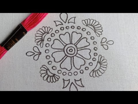 all over design 2020, Hand Embroidery all over design latest coll...