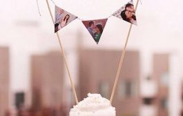 How To Make A Bunting Banner With Photo Prints - DIY Home Tutoria...